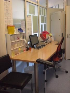 Gemeinschaftspraxis Gynäkologie, Labor